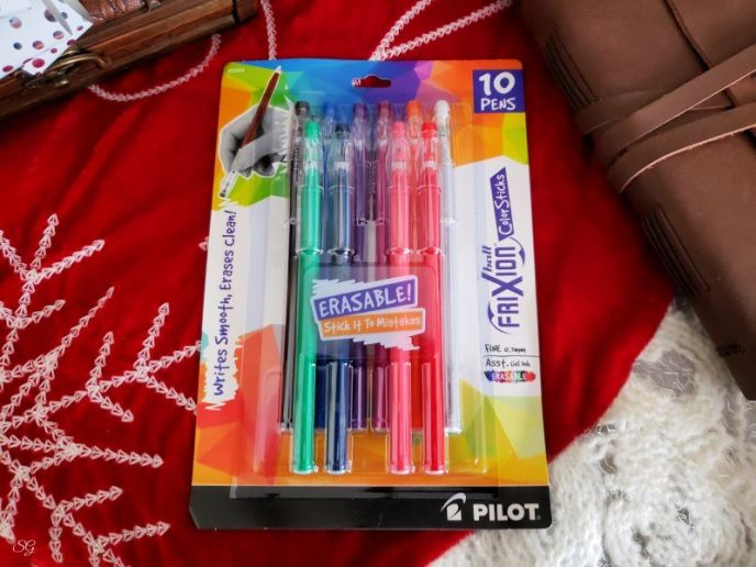 FriXion Pens by Pilot Pen