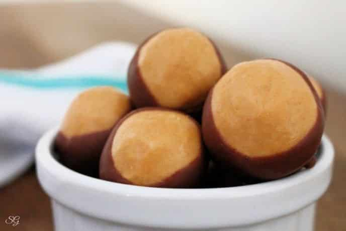 The Best Buckeye Recipe