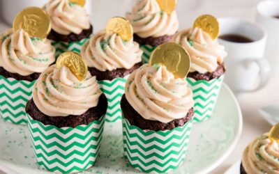 St. Patrick's Day Desserts – Beer Cupcakes Recipe