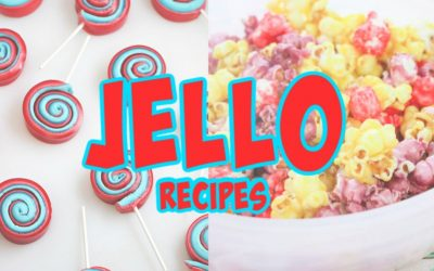 Recipes That Use Jello – 20 Easy Jello Dessert Recipes