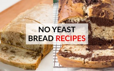 51+ No Yeast Bread Recipes