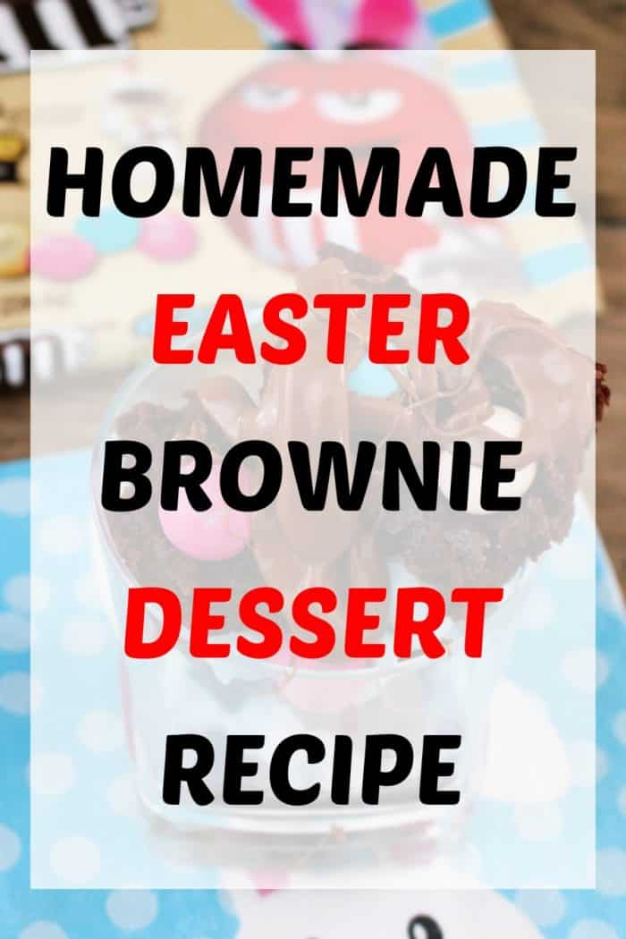 Homemade Easter Dessert Recipe