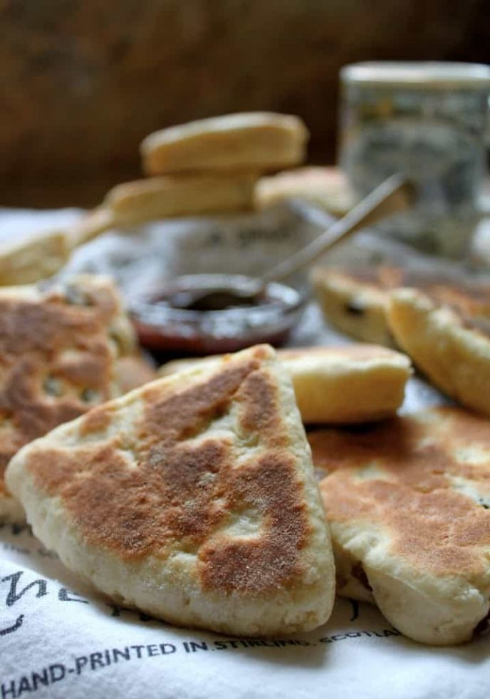 Scottish scones recipe