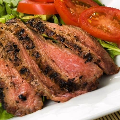 Grilled Flank Steak - Learn How To Cook Flank Steak On A Grill