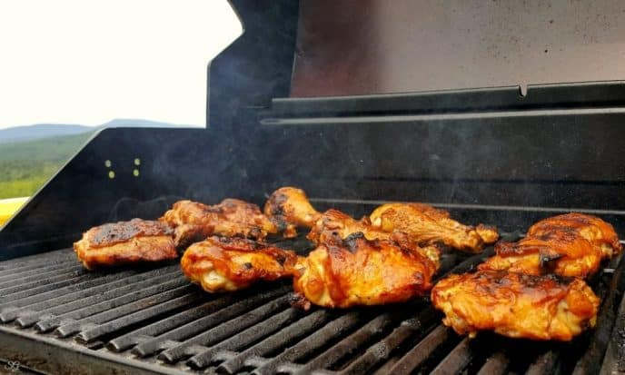 Grilled chicken recipes for cookouts and barbecues!