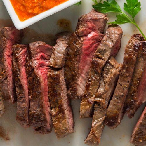 How to cook sirloin steak