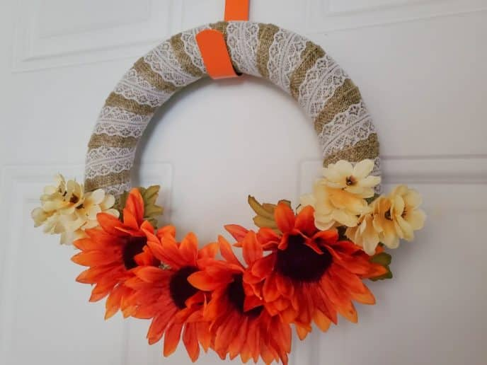 Wreath for Thanksgiving
