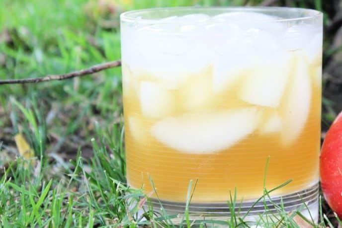 Thanksgiving apple cider drink recipe