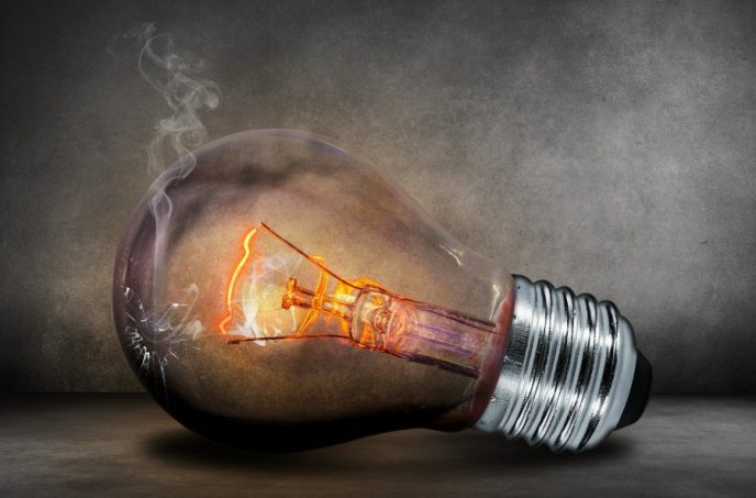 Using proper light bulbs to save money on electric bill