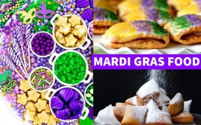 Mardi Gras Food