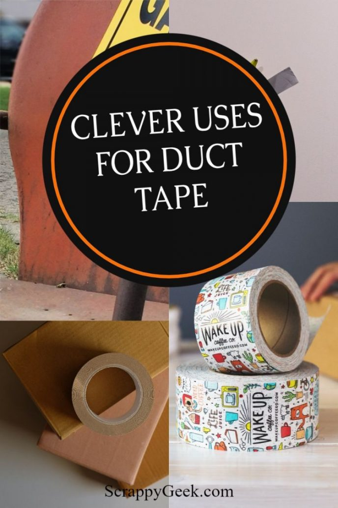 Uses for Duct Tape